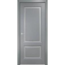 Дверь Оникс Бристоль, Эмаль RAL7040 по МДФ