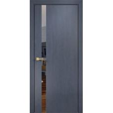 Дверь Оникс ВЕРОНА, Дуб графит