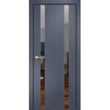 Дверь Оникс ВЕРОНА 2, Дуб графит
