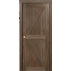 Межкомнатная дверь Оникс Loft 2 Американский орех