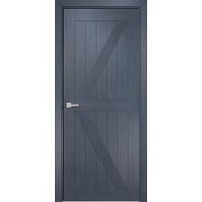 Межкомнатная дверь Оникс Loft 2 Дуб графит