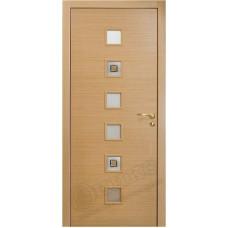 Межкомнатная дверь Оникс Вега Анегри натуральный, Фьюзинг