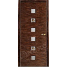 Межкомнатная дверь Оникс Вега Эбен, Фьюзинг