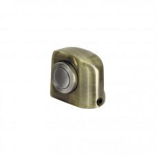 Упор дверной Armadillo (Армадилло) магнитный MDS-003ZA AB Бронза