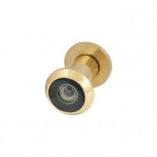 Глазок дверной, Armadillo (Армадилло) стеклянная оптика DVG1, 16/35х60 GP Золото