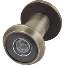 Глазок дверной, Armadillo (Армадилло) стеклянная оптика DVG1, 16/35х60 AB Бронза