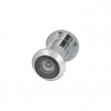 Глазок дверной, Armadillo (Армадилло) стеклянная оптика DVG1, 16/35х60 CP Хром