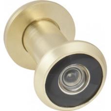 Глазок дверной, Armadillo (Армадилло) стеклянная оптика DVG1, 16/35х60 SG Мат. золото