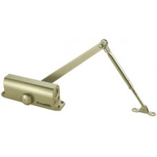 Доводчик дверной Armadillo (Армадилло) морозостойкий LY2 45 кг (золото)