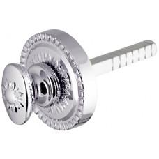 Ручка поворотная Armadillo (Армадилло) BKW8/CL CP Хром