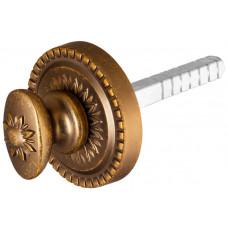 Ручка поворотная Armadillo (Армадилло) BKW8/CL OB-13 Античная бронза
