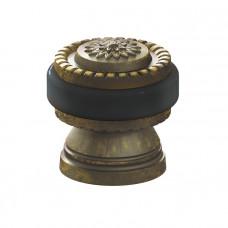 Упор дверной Armadillo (Армадилло) DH062 CL/OB-13 Античная бронза