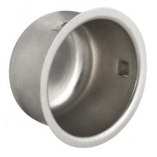 Заглушка  Fuaro (Фуаро) металлическая  (диаметр 25 мм)