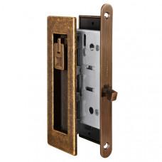 Набор Armadillo (Армадилло) для раздвижных дверей SH011 URB OB-13 Античная бронза