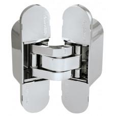 Петля скрытой Armadillo (Армадилло) установки с 3D-регулировкой 11160UN3D (Architect 3D-ACH UNIVERSAL 60) CP Хром