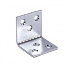 Уголок мебельный 30x30 (30х30х30х2) цинк белый