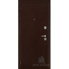 Дверь входная взломостойкая Феникс 3K, цвет медный антик, панель - панель пвх цвет кантри горизонт321