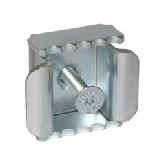 Регулятор прижима Fuaro (Фуаро) двери итал. тип (31х38 мм), сталь