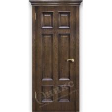 Дверь Оникс ГРАНД, Дуб коньячный (ПГ)