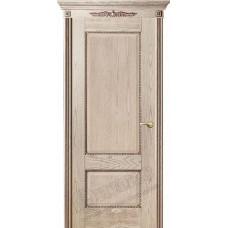 Дверь Оникс АЛЕКСАНДРИЯ 2, Патина (ПГ)
