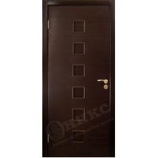 Дверь Оникс ВЕГА, Венге (ПГ)