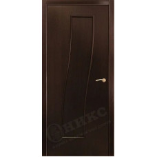 Дверь Оникс КАСКАД, Венге (ПГ)