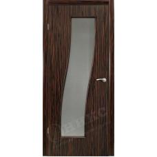 Дверь Оникс КАСКАД, Эбен (ПО)