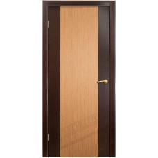 Дверь Оникс КОМБИ, Венге (ПГ)