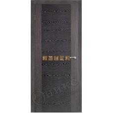 Дверь Оникс АКЦЕНТ, Абрикос тангентальный (ПО)