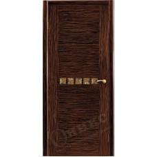 Дверь Оникс АКЦЕНТ, Эбен (ПО)