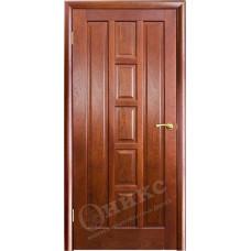 Дверь Оникс ВЕНА, Красное дерево (ПГ)
