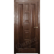 Дверь Оникс ВЕНА, Каштан (ПГ)