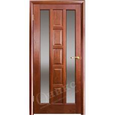 Дверь Оникс ВЕНА, Красное дерево (ПО)