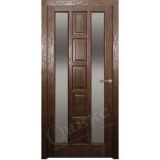 Дверь Оникс ВЕНА, Каштан (ПО)