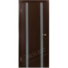 Дверь Оникс ВЕРОНА 2, Венге (ПО)