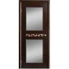 Дверь Оникс НИКА, Венге (ПО)