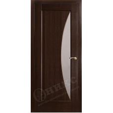 Дверь Оникс ПАРУС, Венге (ПО)