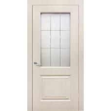 Межкомнатная дверь Роял 2 остекленная